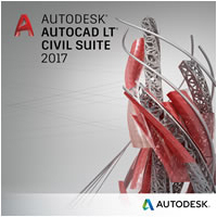 AutoCAD LT Civil Suite 2017